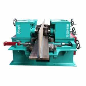 Turkis blå maskine fra ip maskiner