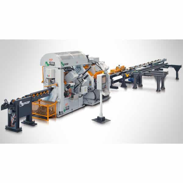 Stor grå maskine fra ficep fra ip maskiner