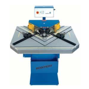 blå maskine fra bochert hos ip maskiner
