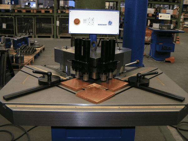 maskine med skærm ip maskiner