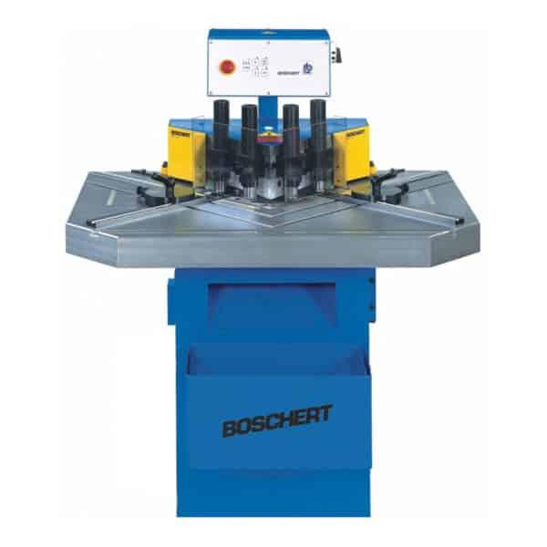 Blå maskine fra boschert fra ip maskiner