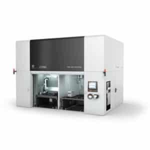 Hvid og sort maskine fra ip maskiner