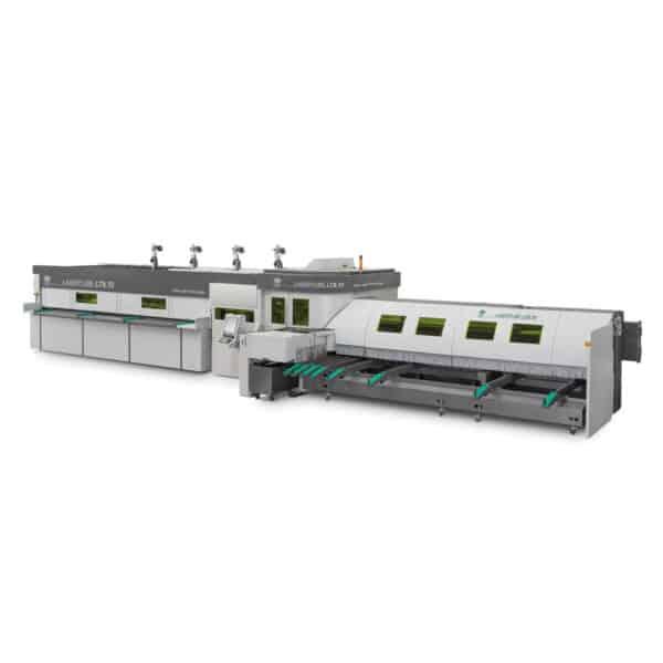 hvid lasertube maskine fra ip maskiner