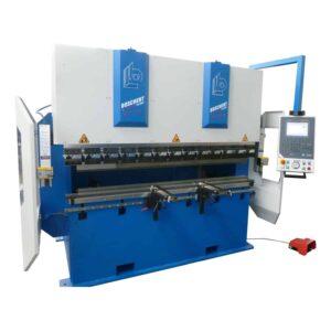 Hvid blå maskine fra boschert