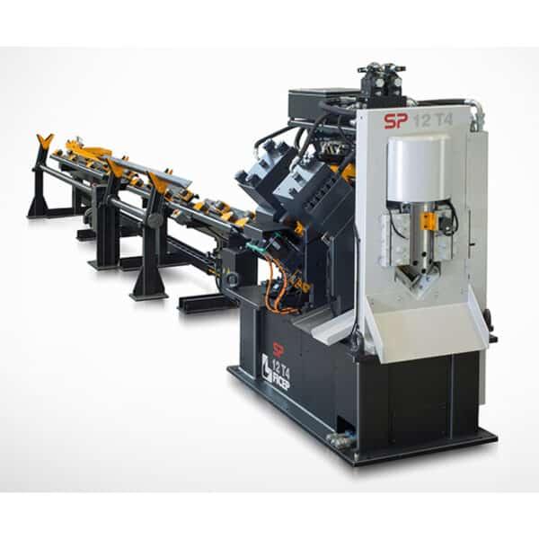 Sort og grå maskine fra ficep fra ip maskiner