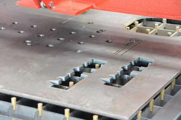 Stål konstruktion maskine