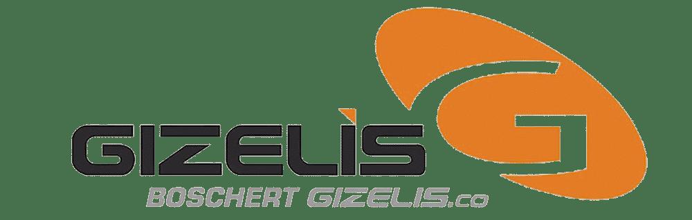 Gizelis boschert gizelis logo