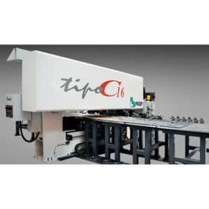 Hvid maskine fra ficep hos ip maskiner