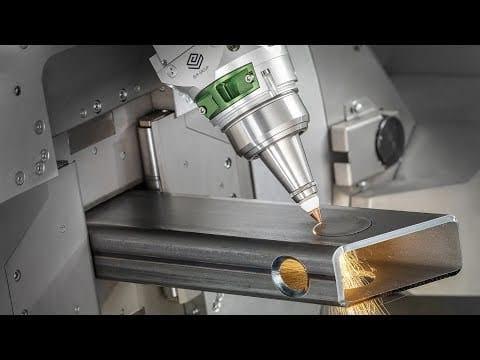 Skæring i metal ip maskiner