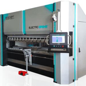 Grå og turkisblå maskine ip maskiner