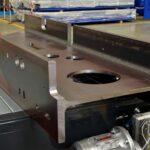 Metaldel til maskine fra ip maskiner